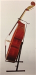 Cello Stand - Glasser w/ Bow Holder