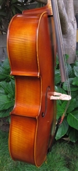 Cello Heinrich Gill model W3 'La Mans' 4/4