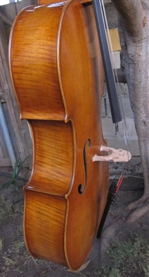 Cello 4/4 size - Jan Szlachtowski Master Level
