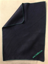 Microfiber Cloth for Stringed Instruments - Black Concert