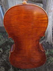 Calin Wultur Model #7 Guarneri 4/4 Cello - Used on Consignment