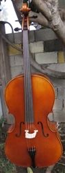 Cello Heinrich Gill model W3 'Ruggeri' 4/4