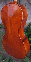 Rainer Leonhardt 'Conservatory' model 704 4/4 Cello