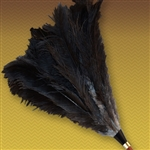 "34"" Apex Line Premium Ostrich Feather Duster - Gray (ALTAAP34G)"