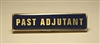 Past Adjutant Bar