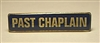 Past Chaplain Bar