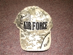 US Air Force Digital Ball Cap
