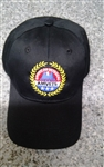 Ball Cap - AMVETS - Black