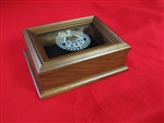 AMVET Etched Keepsake Box