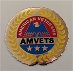 "2"" Metal Self Adhesive Logo"