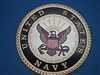 NAVY indoor Emblem