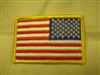 Right Shoulder Flag Patch