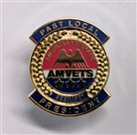 Past Local President Pin