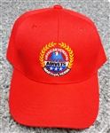 Ball Cap - AMVETS Rider - Red