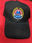 Ball Cap - AMVETS Rider - Black