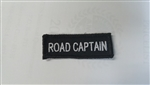 Rider Road Captain Patch