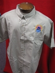 Dress Shirt S/S - Tan 2X