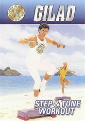 Gilad step and tone workout