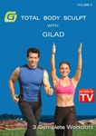 Gilad's Total Body Sculpt Vol 3 - as seen on TV