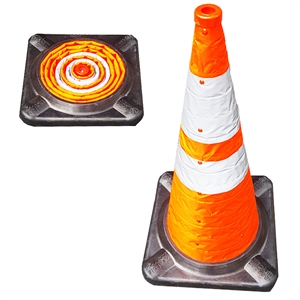 Collapsible Traffic Cone - Single