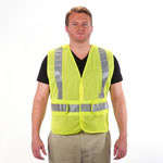 Adopt-A-Highway Safety Vest Lime
