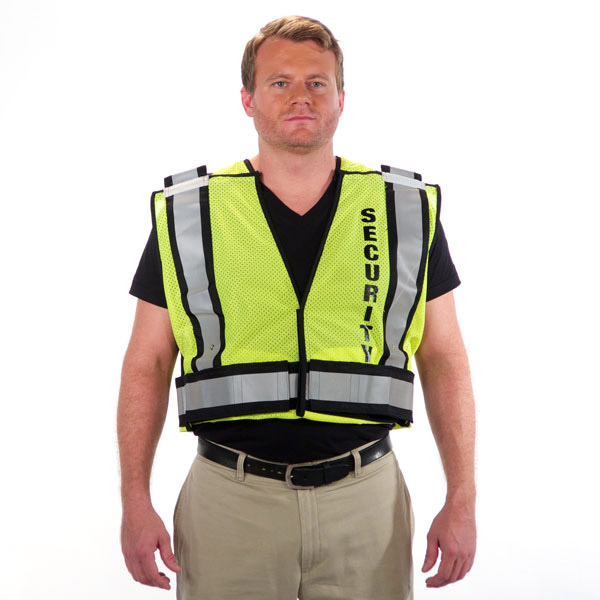 Security Safety Vests Security Guard Vest