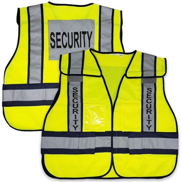 Security Safety Vests Security Public Safety Vests