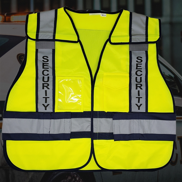 Security Safety Vests Security Safety Vests
