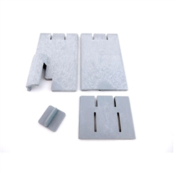 EZ Smart Universal Saw Base Insert Pack