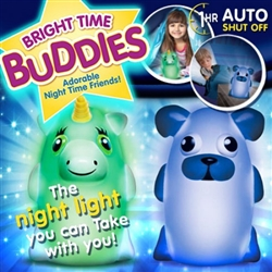 bright time buddies night light As Seen on TV