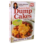 Cathy Mitchell Dump Cakes Book