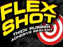 Flex Shot Caulk Thick Rubber Sealant