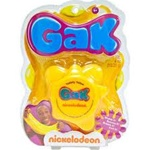 Nickelodeon Gak is Back! Yellow