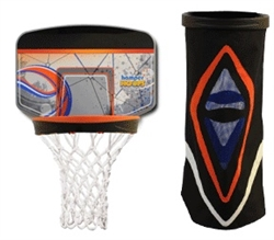 Hamper Hoops Laundry Basketball Basket