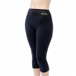 Hot Body Shapers Capris Black