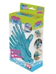 Magic Bristle Gloves clean in between