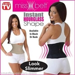 Miss Belt hourglass waist training belt