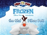 Olaf Pillow Pet Disney Movie Frozen