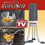 RoboStir does the work for you!