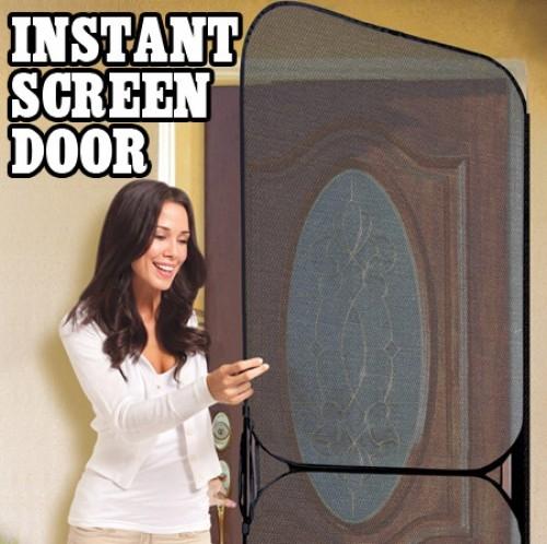 Instant Screen Door As Seen On Tv Web Store