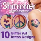 Shimmer Temporary Tattoos