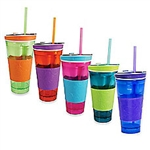SnackEez All in One Snack and Drink Cup