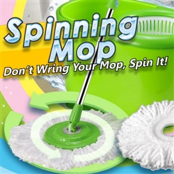 360 Spin Mop Hurricane As Seen on TV