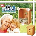 My Spy Birdhouse - As Seen on TV