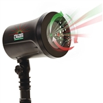 star shower christmas laser lights projector motion