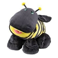 Stuffies Bizzy the Bee