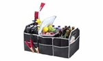 Trunk organizer caddy foldable as seen on tv