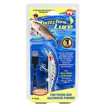twitching lure rechargeable fishing lure as seen on tv