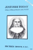 Just For Today - A Story of Blessed Marie Leonie, In the Footsteps of the Saints Series