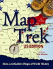 Map Trek Outline Maps of United States History CDROM